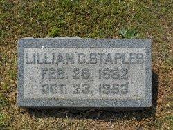 Lillian <I>Carlton</I> Staples