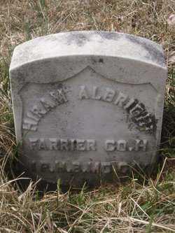 Hiram G Albright