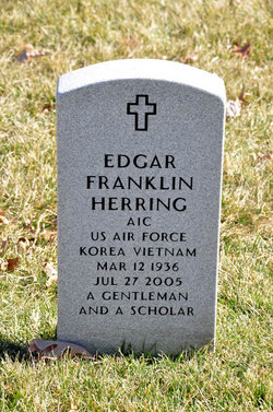 Edgar Franklin Herring