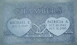 Patricia Ann <I>Johnson</I> Chambers
