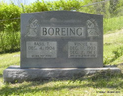 Basil T Boreing