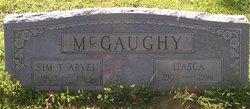 Ada Itasca <I>Langford</I> McGaughy