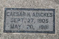 Caesar Henry Adickes