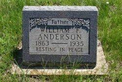 William Franklin Anderson