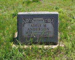 Adele Mary <I>Mory</I> Anderson