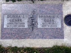 Donna Lee <I>Cota</I> Clark