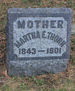 Martha E. Thorn