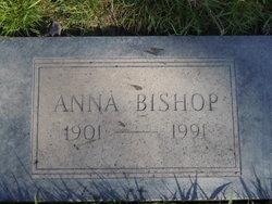 Anna <I>Sten</I> Bishop