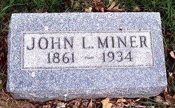 John Lincoln Miner, Sr