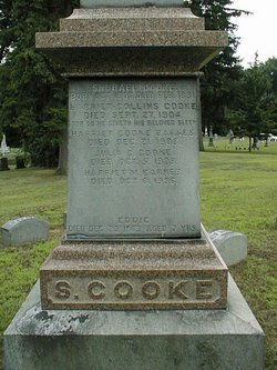 Harriet <I>Cooke</I> Barnes