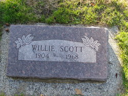 Willie Jane Scott