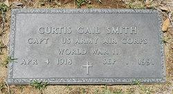 Curtis Gail Smith