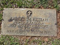 """Samuel Melton """"Sam"""" Kissiah"""