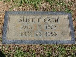 Alice Florence Cash