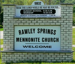 Rawley Springs Mennonite Church Cemetery