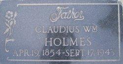 Claudius William Holmes