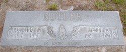 Mary A Butler