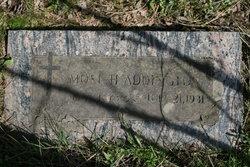 Moses Hugh Addington