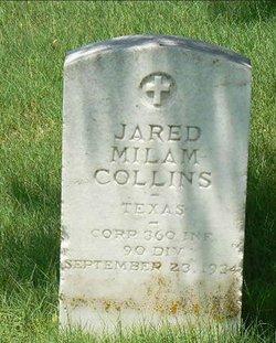Jared Milam Collins