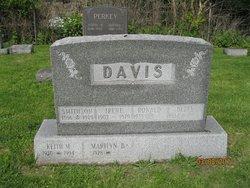 Thelma Irene <I>Jenkins</I> Davis