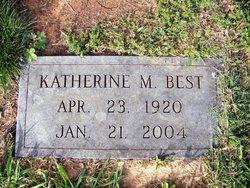 Katherine Rachel <I>Murrin</I> Best