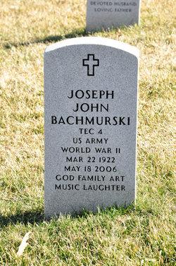 Joseph John Bachmurski