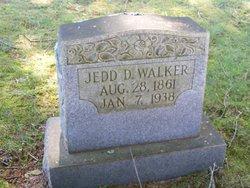 """Jedidiah Daniel """"Jedd"""" Walker"""