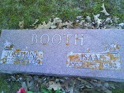 Josephine <I>Tye</I> Booth