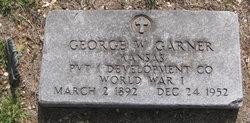 George William Garner