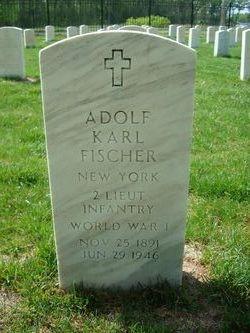 Adolph Karl Fischer