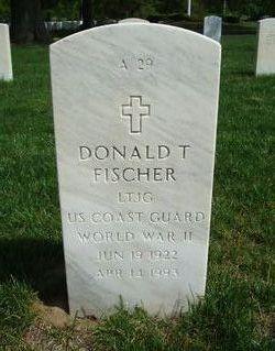 Donald T Fischer