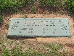 Ruth Alma Branch