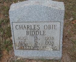 Charles Obie Biddle