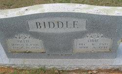 Amanda Ollie <I>Windsor</I> Biddle