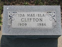 Ida Mae <I>Ela</I> Clifton