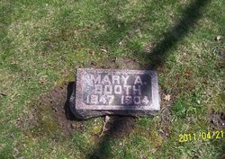 Mary Ann <I>Grindell</I> Booth