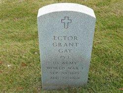 Ector Grant Gay