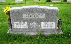 Ernest M. Adcock