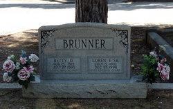 Loren Edward Brunner, Sr