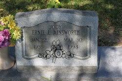"""Ernie L. """"Jody"""" Ainsworth"""
