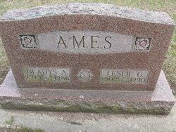 Gladys A <I>Hall</I> Ames