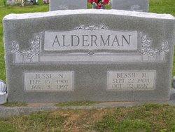 Jesse Nuckolls Alderman