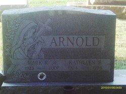 Kathleen R <I>Schmuck</I> Arnold