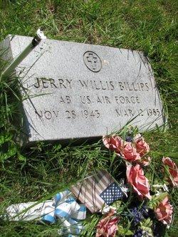 Jerry Willis Billips
