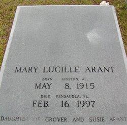 Mary Lucille Arant