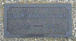 Grandville Gentry Dick