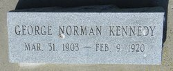 George Norman Kennedy