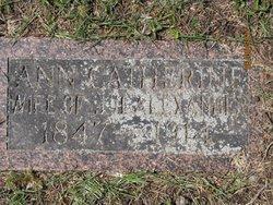 Ann Catherine Alexander
