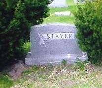Agnes <I>Russ</I> Stayer