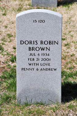 Doris Robin Brown